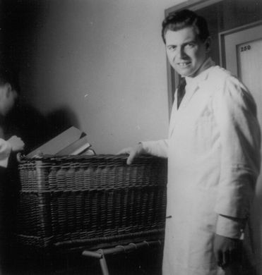 Joseph Mengele (Dr. Tod)