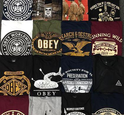 obey wear