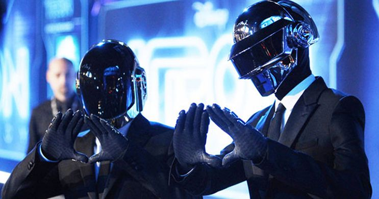 triangle daft punk