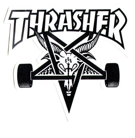 pentagram trasher