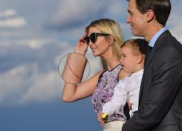 red string ivanka trump