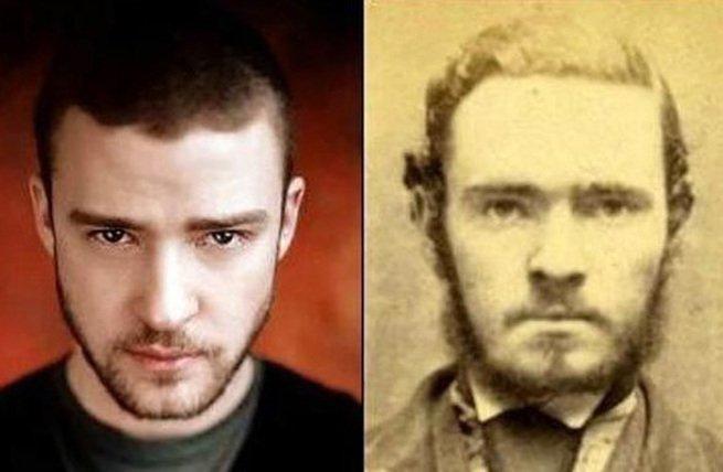 Doubles justin Timberlake