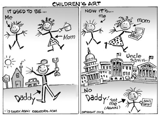 femisism cartoon