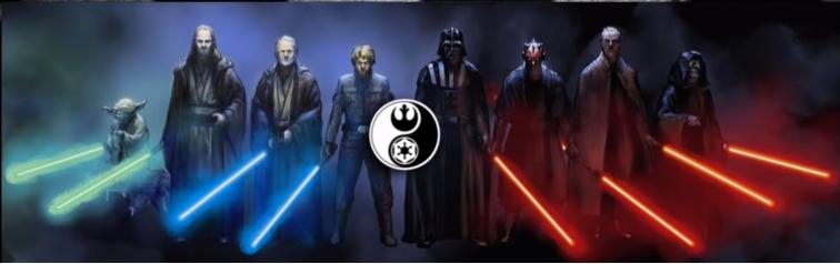 Dualism Star Wars