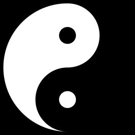 dualism ying yang