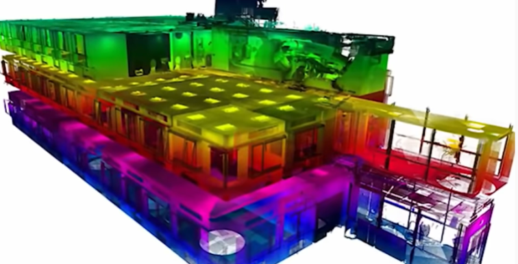 5g 3d mapping