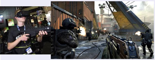 videogame violence