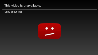 youtube censoring