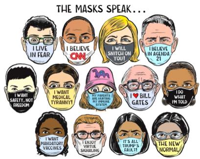 masks speak