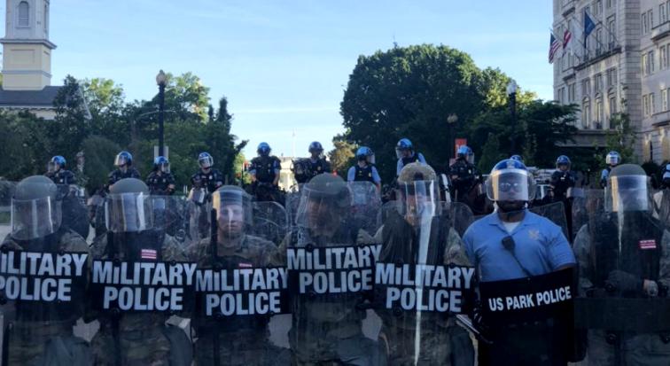 militaiiry police