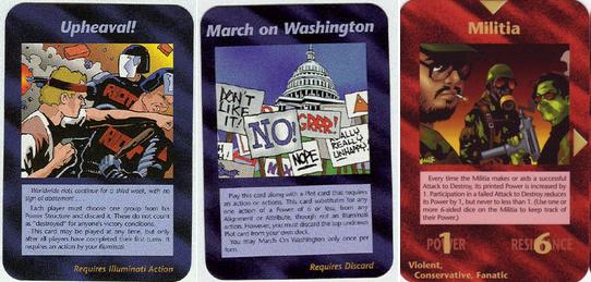 riot illuminati card game