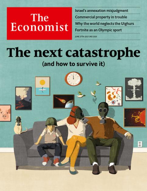 the economist catastrophe