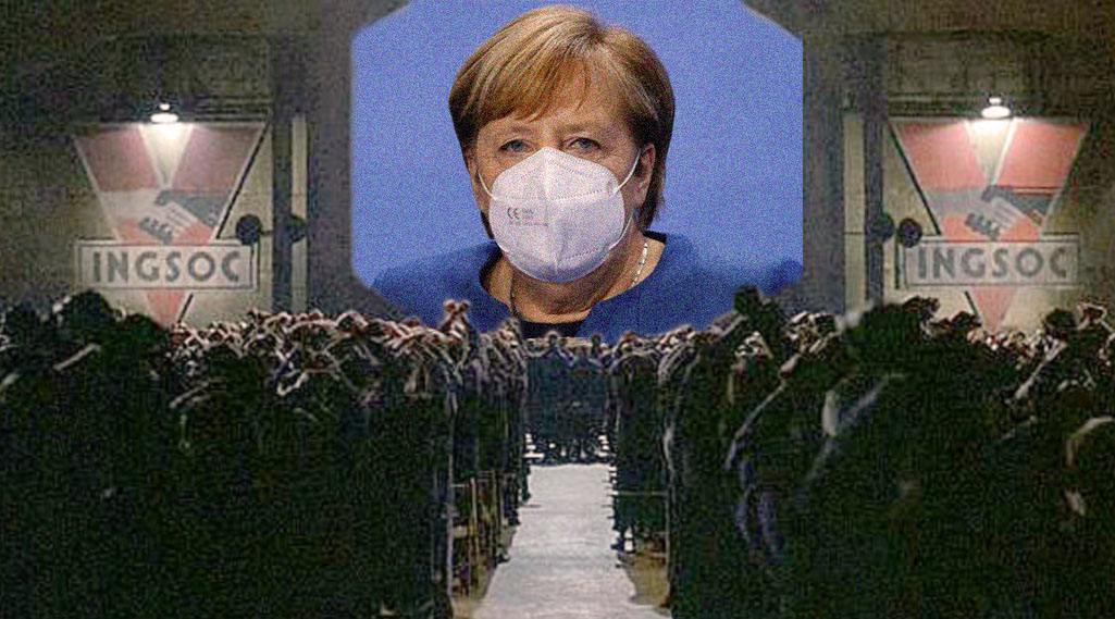 Big Brother Merkel
